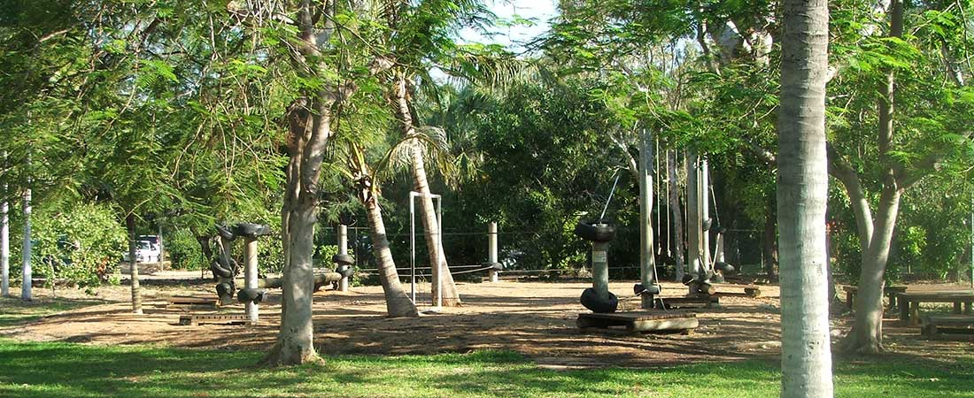 Low-Ropes-Course