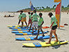 Learn to surf on Cable Beach