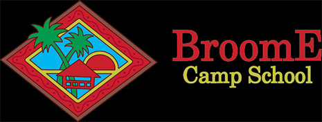 Broome Camp School Logo